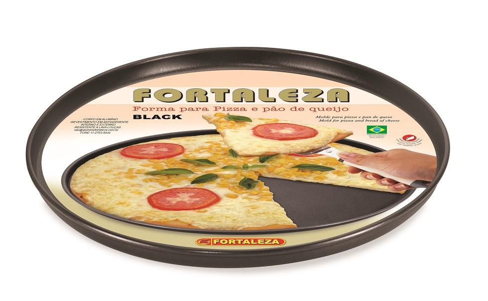 Forma para Pizza Black