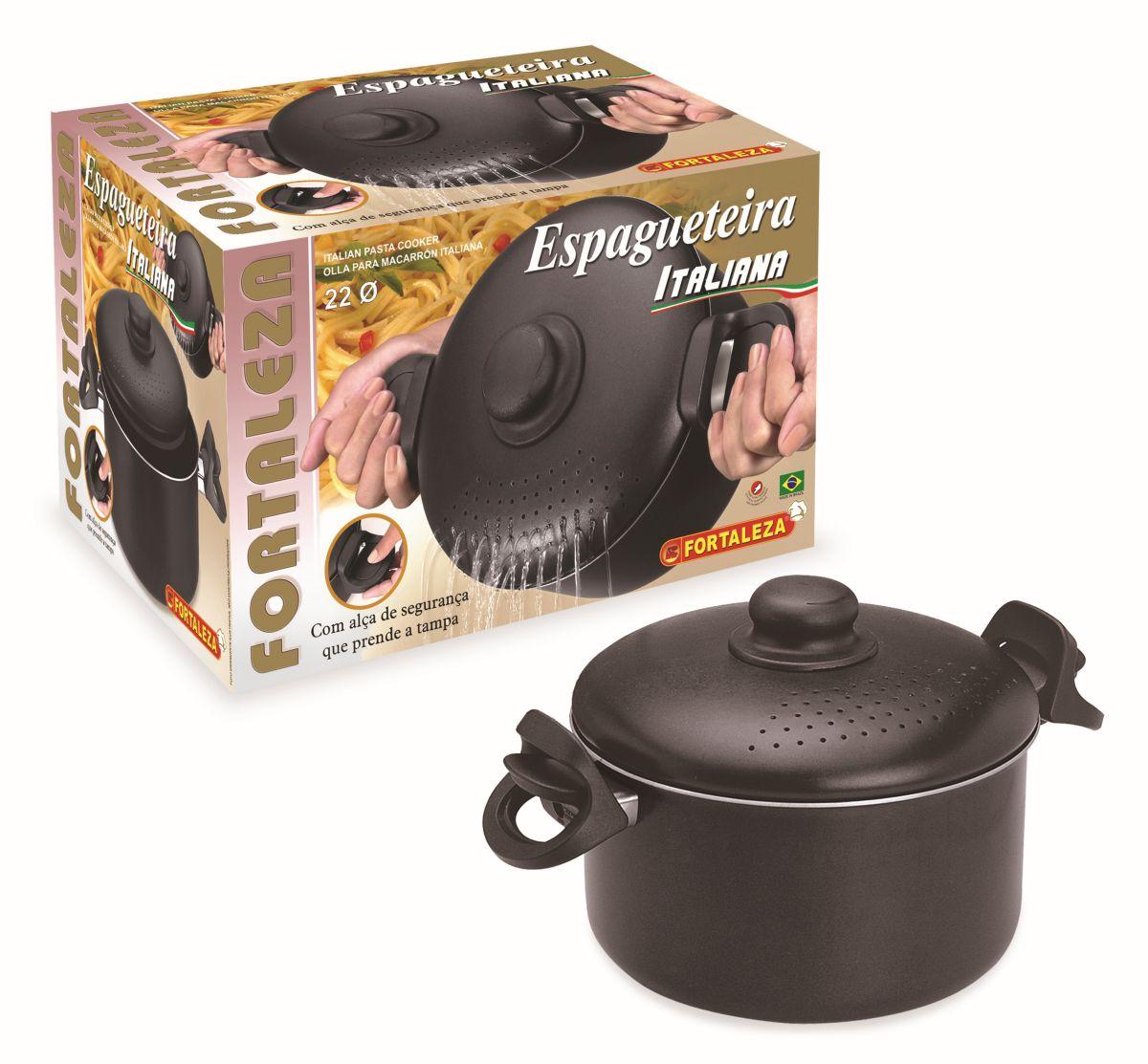 Espagueteira Italianíssima 22